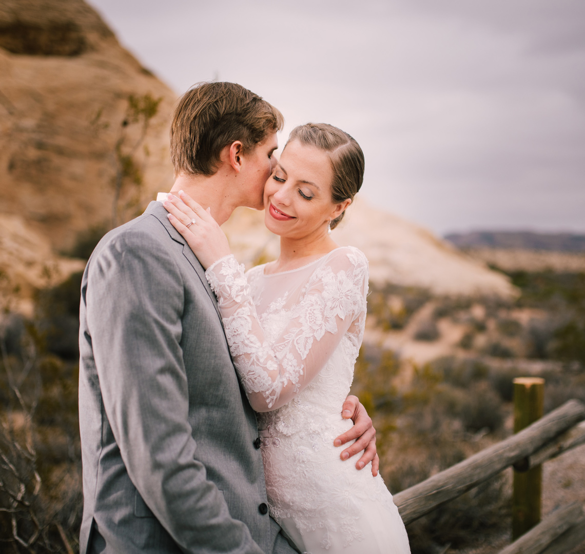 Red Rocks Wedding: Wynn Las Vegas Anniversary Shoot