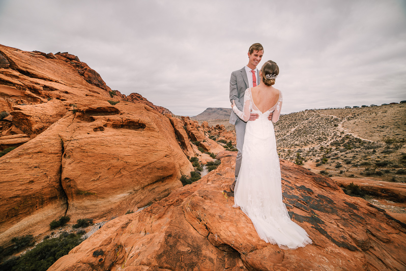 Red Rock Canyon Wedding 10