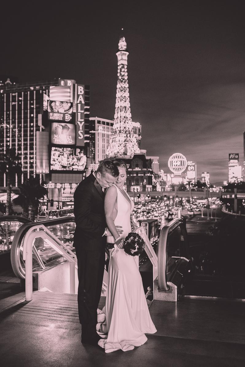 Las strip vegas wedding