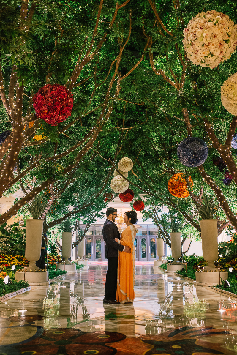 Wedding At Wynn Las Vegas