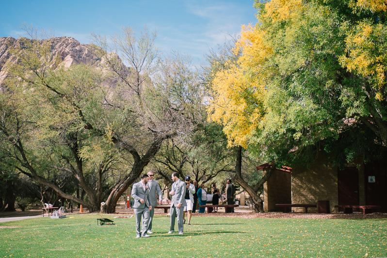 Spring Mountain Ranch Park Weddding In Las Vegas Photographer